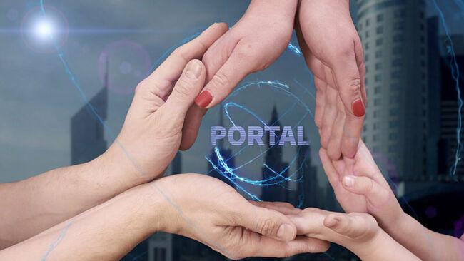 Gründe für ein individuelles Portal