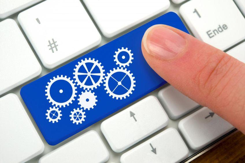4 Schritte zur Magento Installation<br><span>Technischen Voraussetzungen</span>