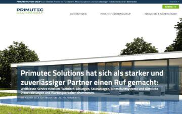 Screenshot Erdo Holding
