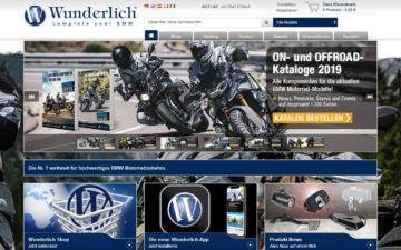 Screenshot Wunderlich