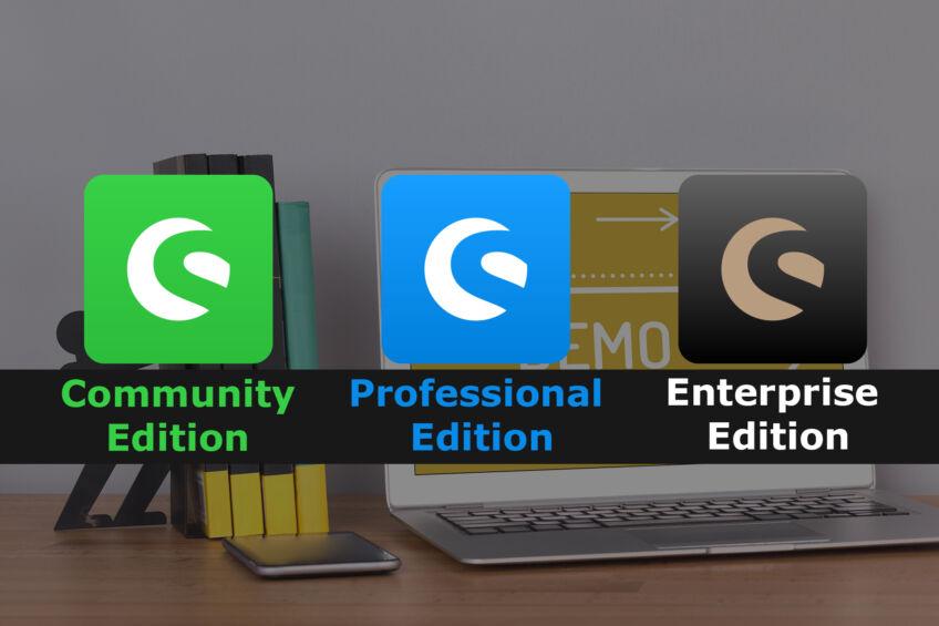 Shopware Versionen & Editionen<br/><span>Ein Überblick über die Entwicklung von Shopware</span>