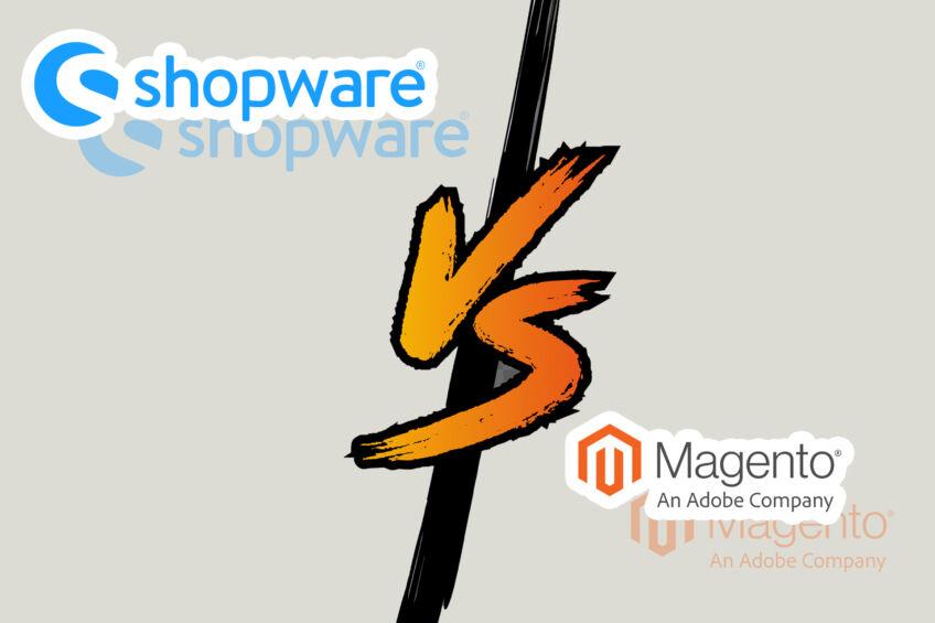 Shopware vs. Magento<br><span>Welches System ist für Sie geeignet?</span>