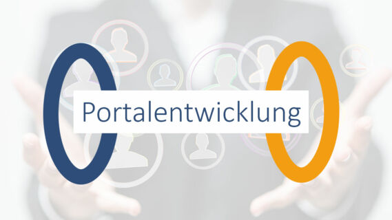 Portalentwicklung von Löwenstark Digital Solutions
